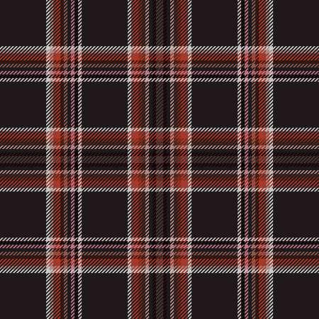 Tela escocesa de tartán y diseño escocés, patrón sin costuras, cuadros a cuadros.