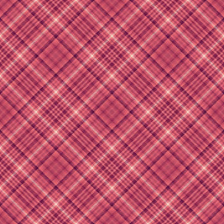 Fabric diagonal tartan, pattern textile and abstract background. celtic square.