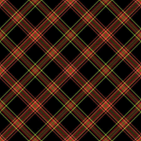 Fabric diagonal tartan, pattern textile and abstract background. celtic.