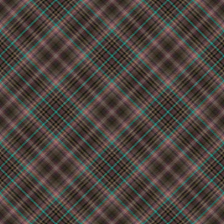 Fabric diagonal tartan, pattern textile and abstract background. material traditional. Foto de archivo