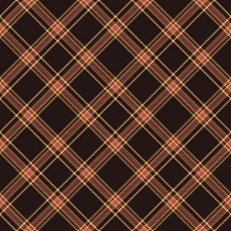 Fabric diagonal tartan, pattern textile and abstract background. checkered traditional. Foto de archivo