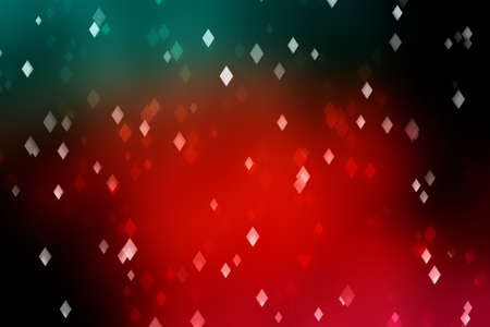 Background texture shine shiny bokeh defocused glitter, backdrop rhombus. 写真素材
