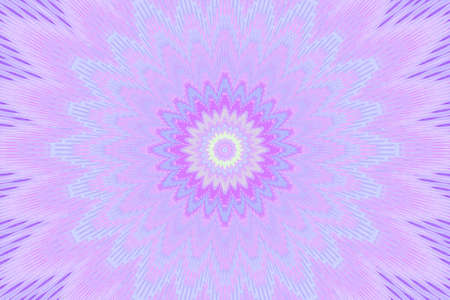 holographic pattern neon floral flower hologram background. geometric. Stock Photo