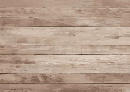Dark old wooden vector texture, may use as background. Closeup abstract texture. Copy space. 向量圖像