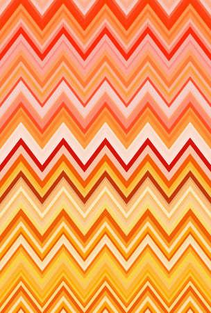 pattern abstract zigzag background chevron orange flame. backdrop.