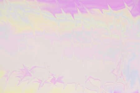Holographic neon background, rainbow texture, hologram pastel 版權商用圖片