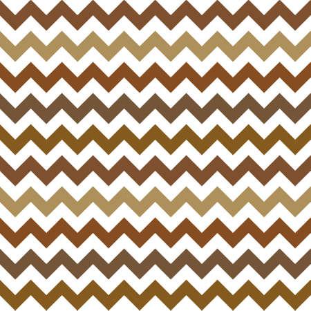 Zigzag pattern background geometric chevron abstract illustration, seamless fabric.
