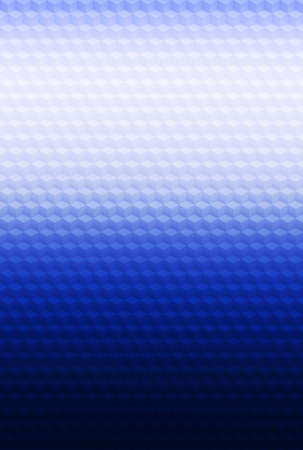 Blue cube geometric pattern abstract background for cover design, seamless. 版權商用圖片