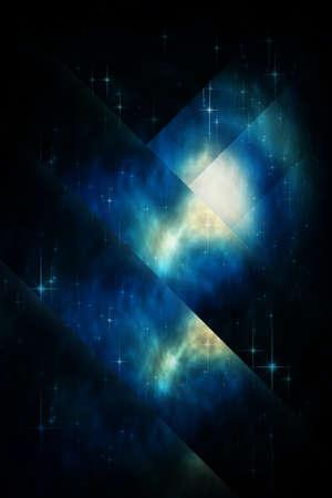 Background black hole abstract star galaxy universe, night cosmos. 版權商用圖片