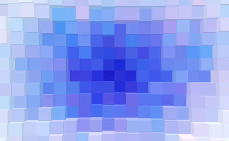 Abstract cube 3d extrude background design texture, style.