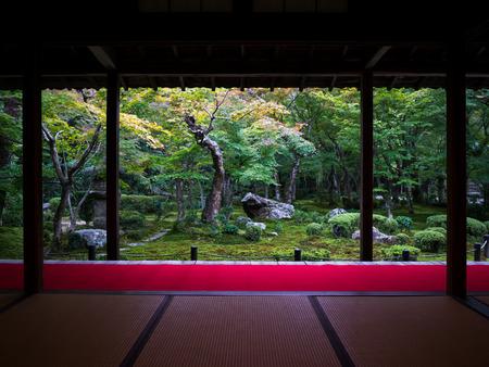 Japanese Room with Zen Garden View photo