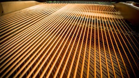 classical mechanics: Grand Piano Strings