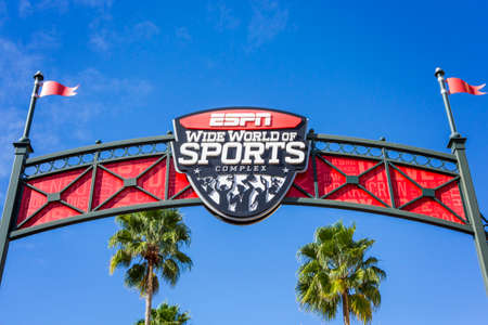 ESPN Wide World of Sports, Florida, USA, 4 Jan 2016