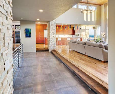 luxury living room: Living Room in Luxury Home