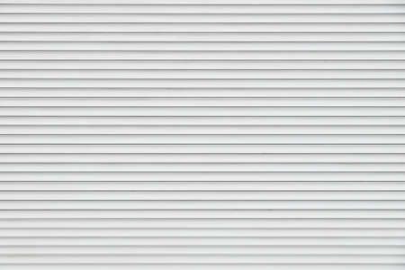 blinds: White and gray horizontal metal window roller blinds background