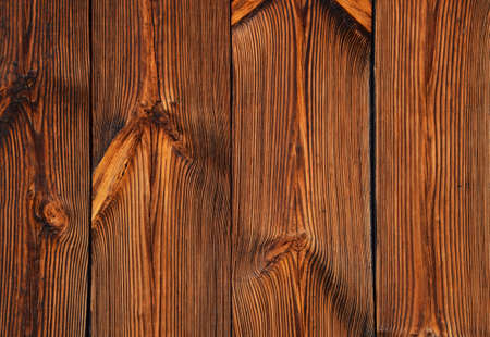 unpainted: Brown vintage old wooden panel texture background with vertical unpainted aged planks and gaps