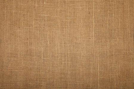 bagging: Natural brown burlap jute sackcloth bagging canvas texture pattern background Stock Photo