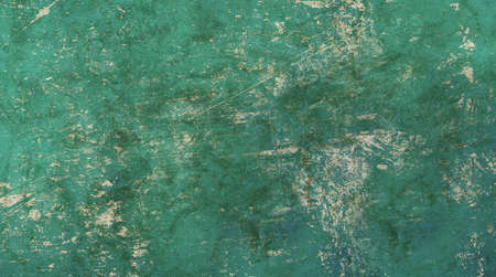 Grunge old vintage dirty shabby distressed teal blue texture background with uneven noise