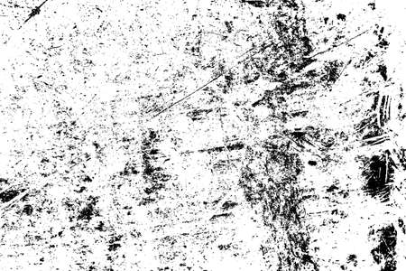 Black grunge vector noise overlay texture isolated on white background