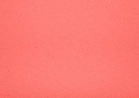 Pastel coral pink design paper parchment background texture with dark nap fibers pattern