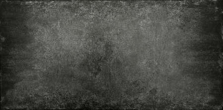 Grunge dark grey uneven stone texture background with cracks and stains Imagens