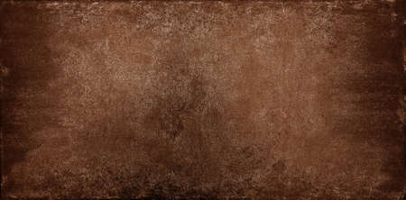 Grunge brown uneven stone texture background with cracks and stains Stock fotó