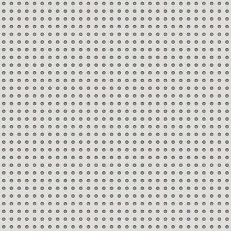 metal grid seamless pattern background. cell metal background. grill texture. vector illustration Illustration