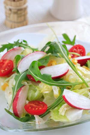 calorie: Low calorie salad