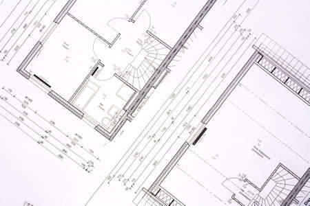 Family House plans - arrière-plan