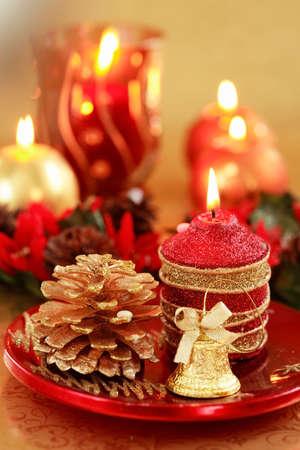 Christmas lights photo