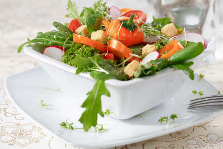 Diet salad Stock Photo - 1832660