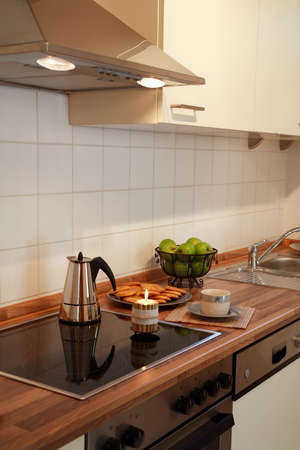 cooking implement: New kitchen