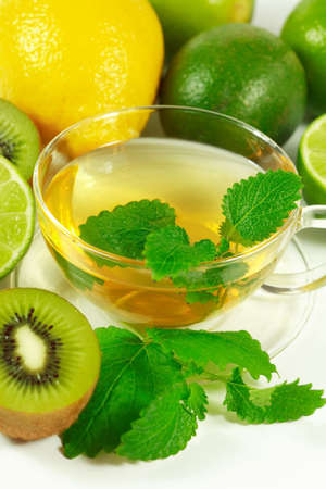 Green tea Stock Photo - 2229775