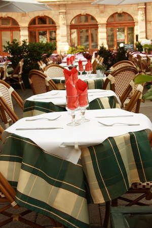outdoor restaurant: Outdoor restaurant - outdoor dining