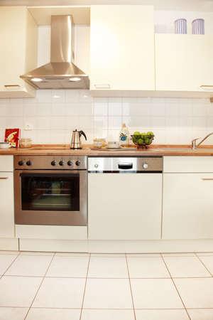 Kitchen interior in  house