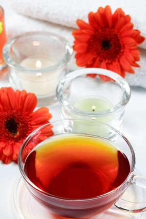 Wellness tea Stock Photo - 3594356