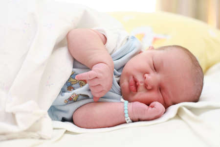 Sleeping baby Stock Photo - 3602383