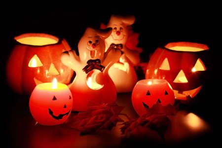 terribly: Happy Halloween Stock Photo