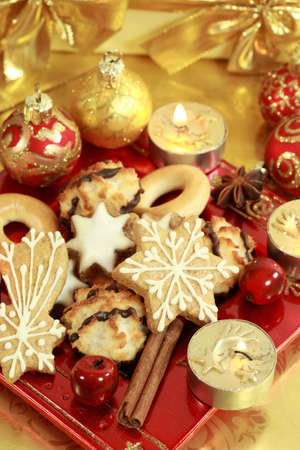 Christmas cookies Stock Photo - 5704090