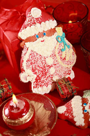 Christmas gingerbread photo