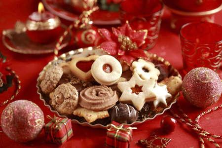 Christmas cookies photo