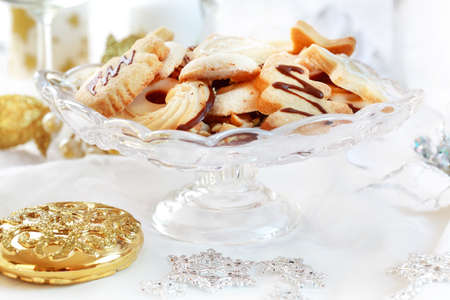 Delicious Christmas  gingerbread and cookies Stock Photo - 11110103