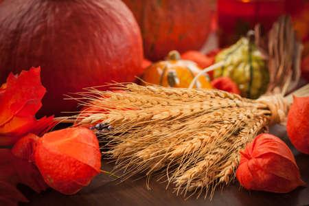 Thanksgiving: Still life for Thanksgiving