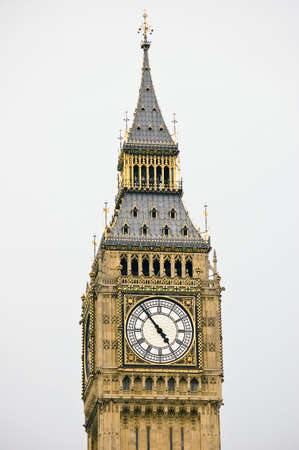 The Clock Tower, Westminster
