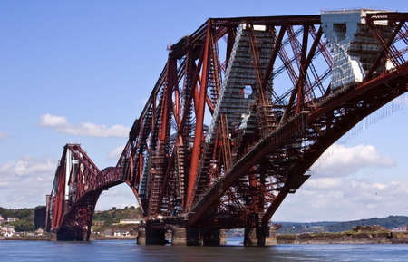 Forth Bridge, Scotland photo