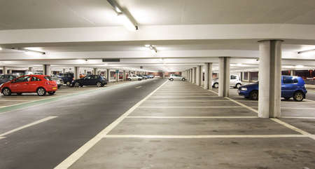 Parking garage Stock Photo - 5273927