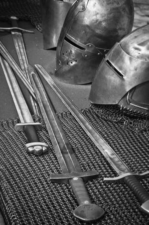 knightly: The knightly weapon and armour