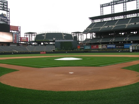baseball field: Baseball Field