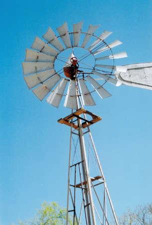 Wind Mill 版權商用圖片