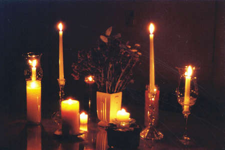 Romantic Candle Light